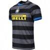 Детская резервная форма Интер сезон 2020-2021 (футболка + шорты + гетры)