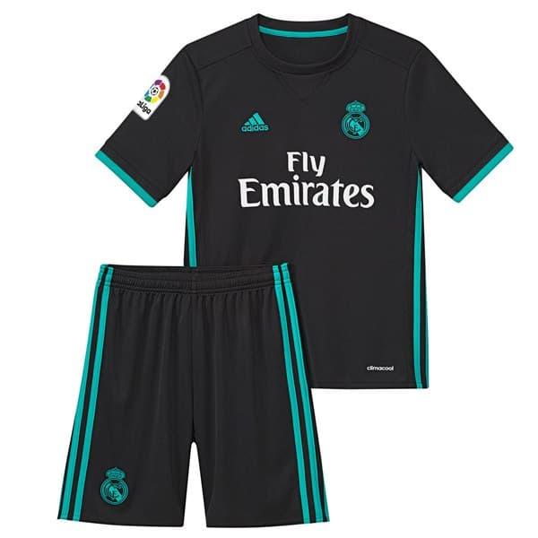 Реал Мадрид Футбольная форма детская для гостевых игр 2017-2018